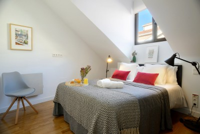 Living Room - Malasaña Boutique Apartments - Stylish