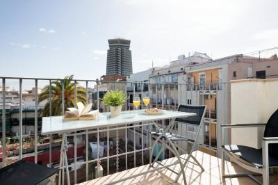 Las Ramblas Apartments