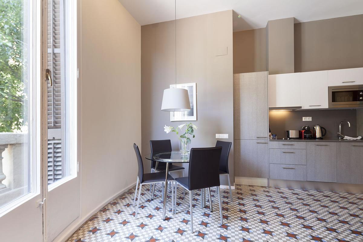 Salon Appartements Rambla Catalunya Suites Design