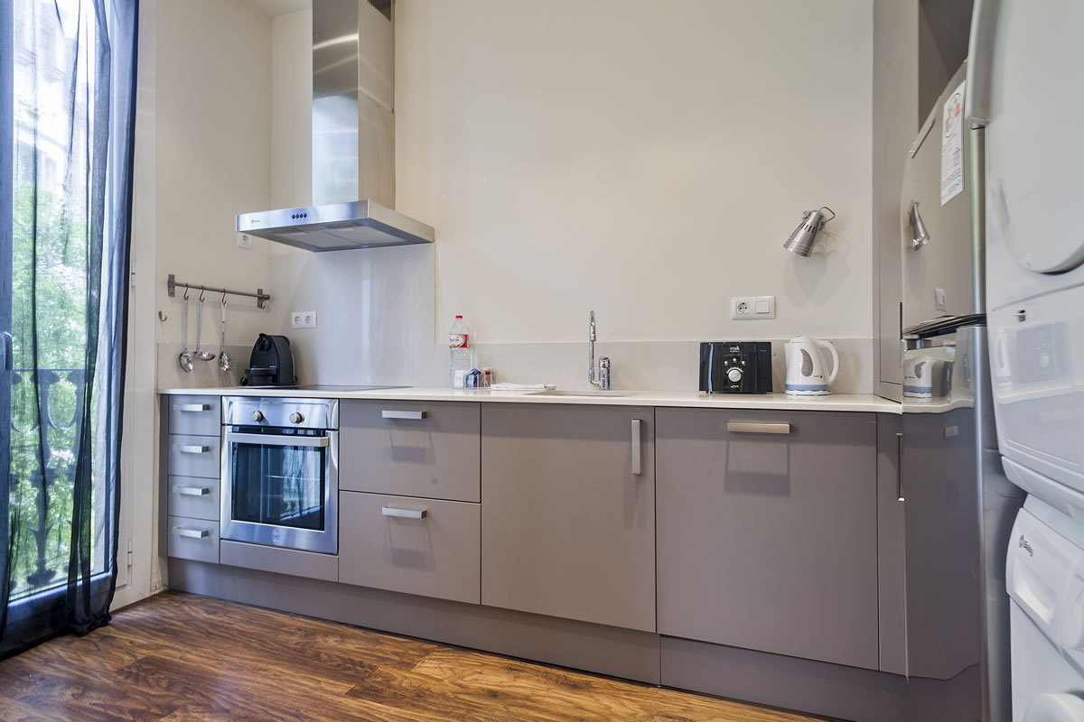 Kitchen To stay in Urquinaona Design