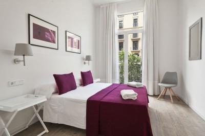 Chambre Rambla Catalunya Suites Elegant