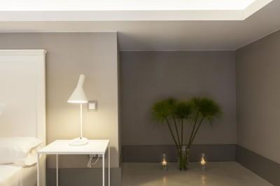 Bedroom Apartaments Kare-No Loft Balcony