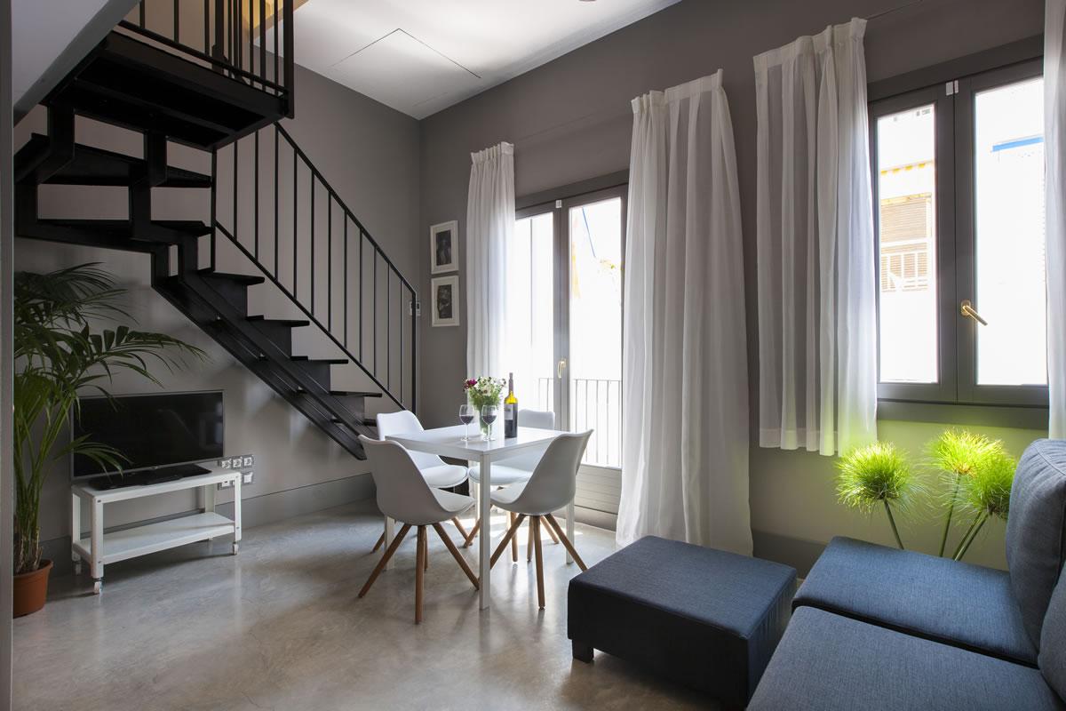Living room Apartament Kare-No