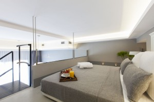 Dormitorio  Apartamentos Kare-No Loft Plus