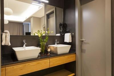 Salle de bain Appartement Kare-No  - Loft