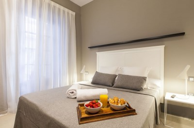 Bedroom Apartaments Kare-No Studio Economy