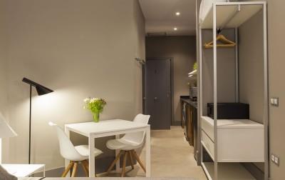 Cuisine Appartement Kare-No  - Studio Economy