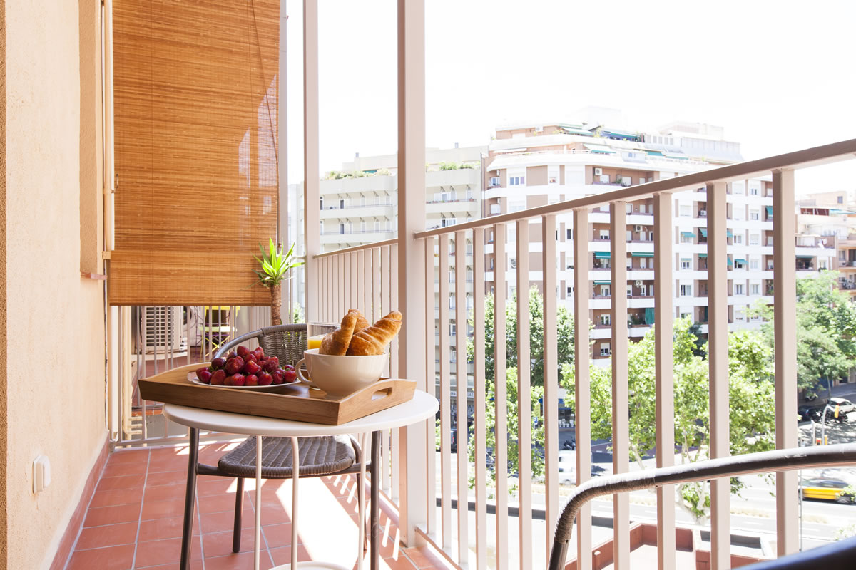 Balcon Appartements Charming Flats