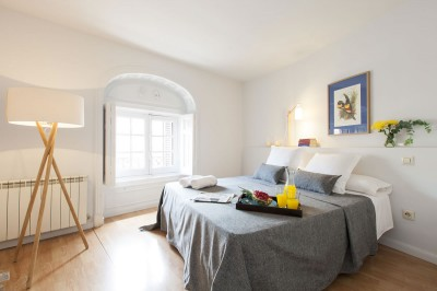 Bedroom Accommodation Calle Mayor Apartments Trendy