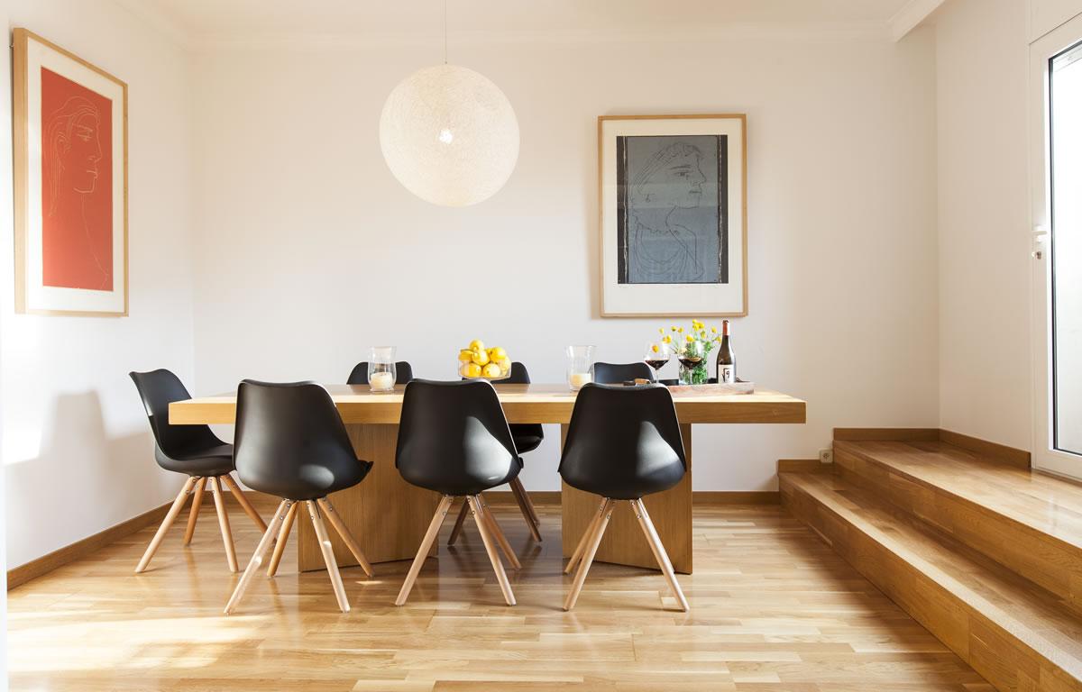 Salón Rambla catalunya suites Stylish