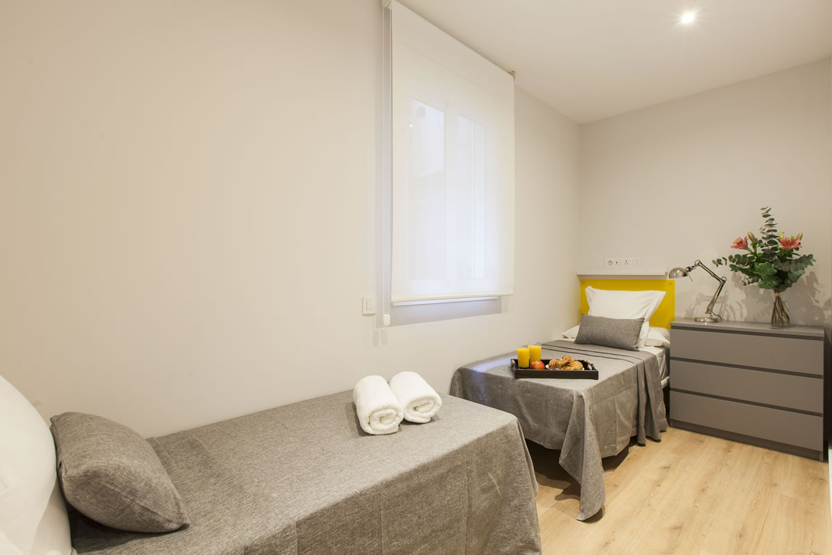 Chambre Vale Apartments Barcelona