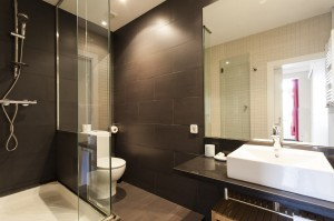 Bathroom - Fuster Apartments - Stylish