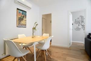 Living room Calle Mayor Apartments Trendy Plus Balcony