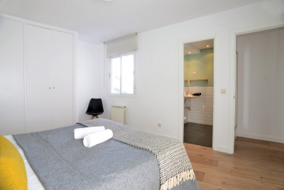 Dormitorio Alojamiento Calle Mayor Apartments Elegant