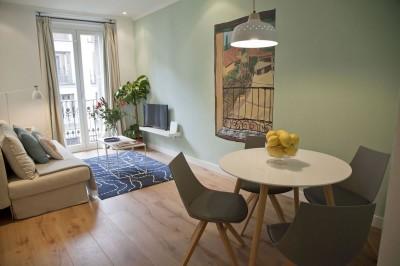 Salón Apartamentos Calle Mayor Apartments Trendy Plus Balcony