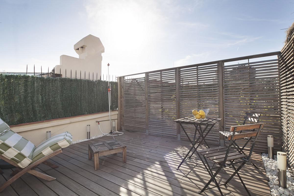 Terrace Apartaments Urquinaona