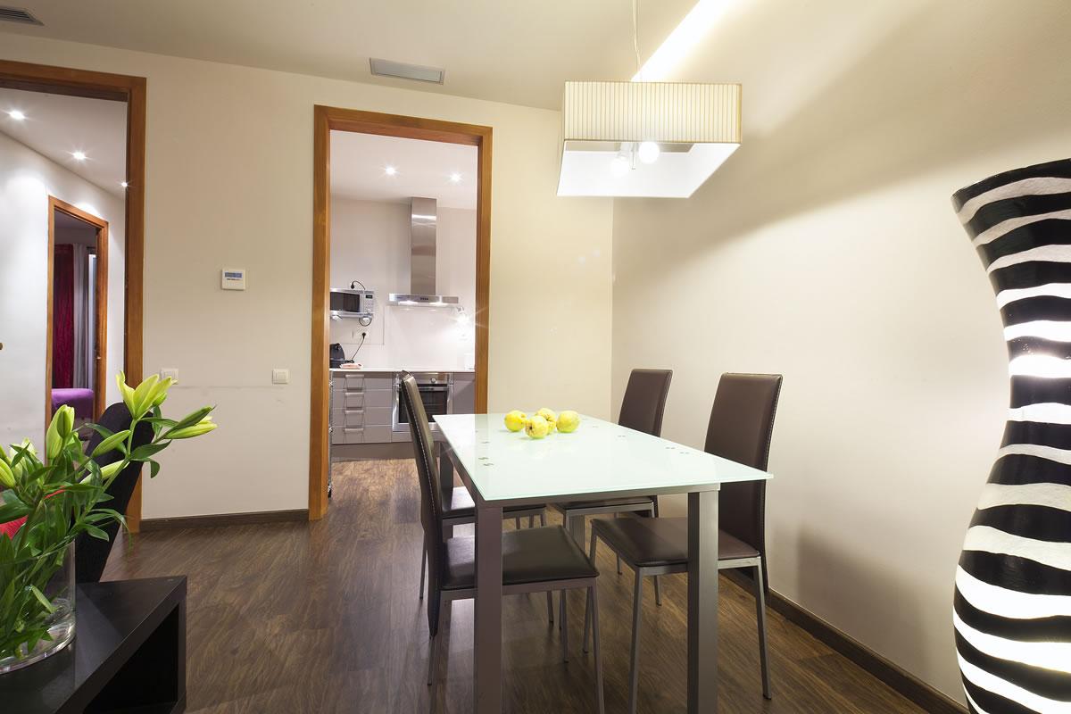 aspasios urquinaona design elegant appartements barcelone