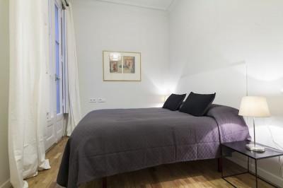 Dormitorio Habitaciones Rambla Catalunya Suites Chic