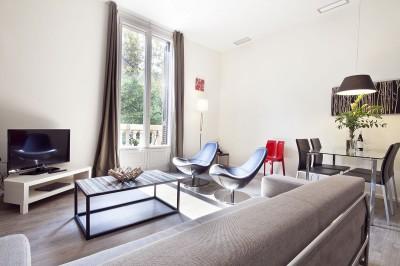 салон Rambla Catalunya Suites