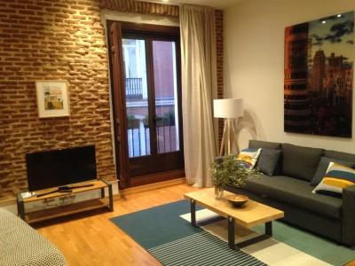 Studio double bed - Malasaña Boutique Apartments