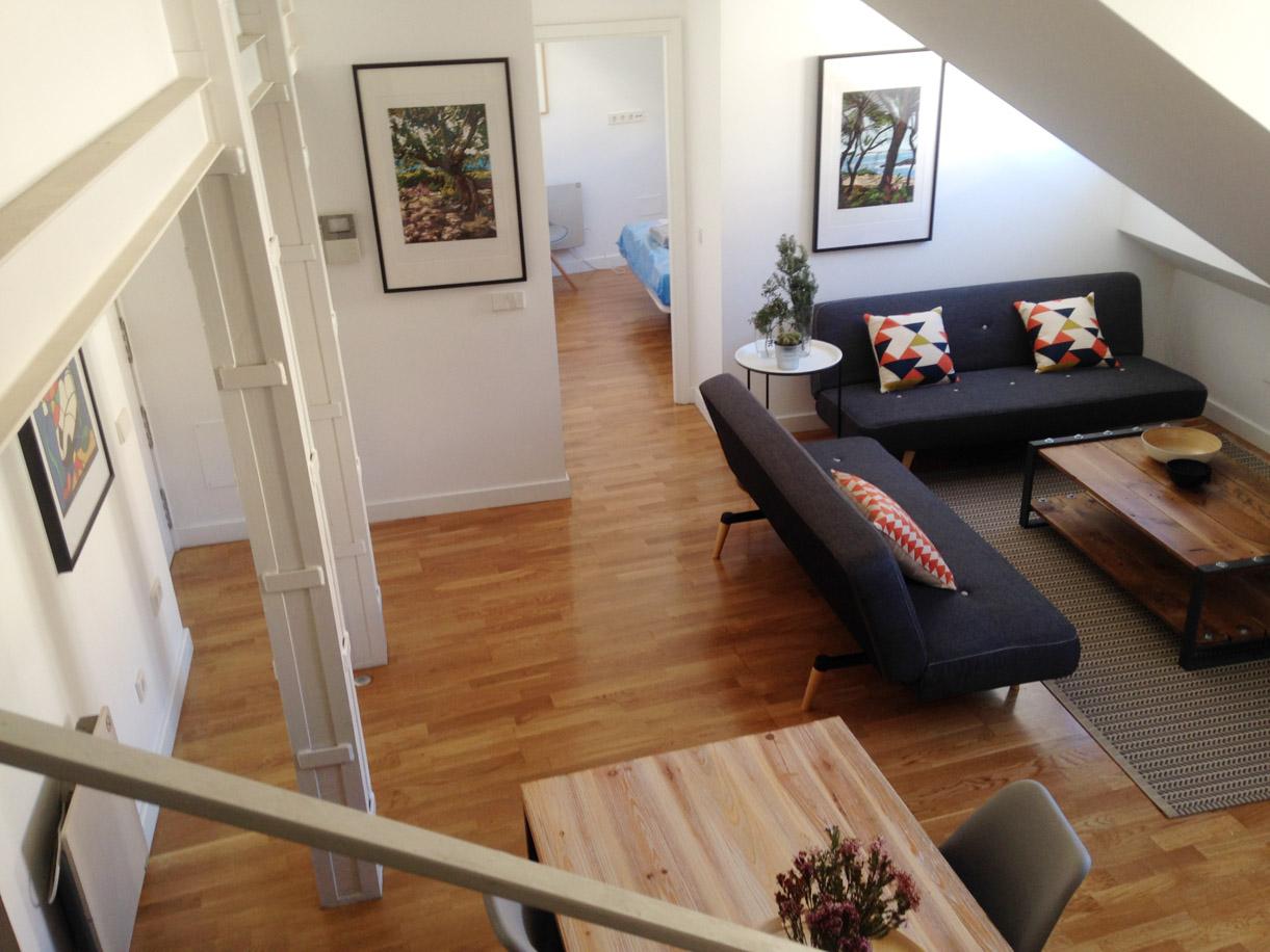 Bedroomm Design - Malasaña Boutique Apartments