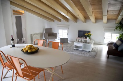 Salón Calle Mayor Apartments Alojarse en Design