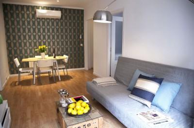 Salón Apartamento Kare-No Calle Mayor Apartments trendy balcony