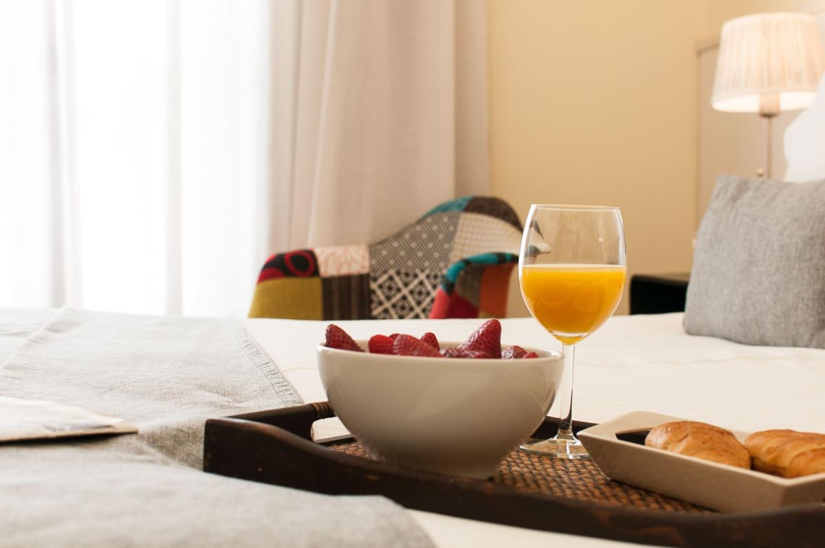 Dormitorio Rambla Catalunya Suites Trendy