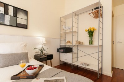Bedroom To stay in Rambla Catalunya Suites Trendy
