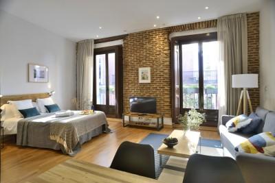 Studio sofa bed - Malasaña Boutique Apartments