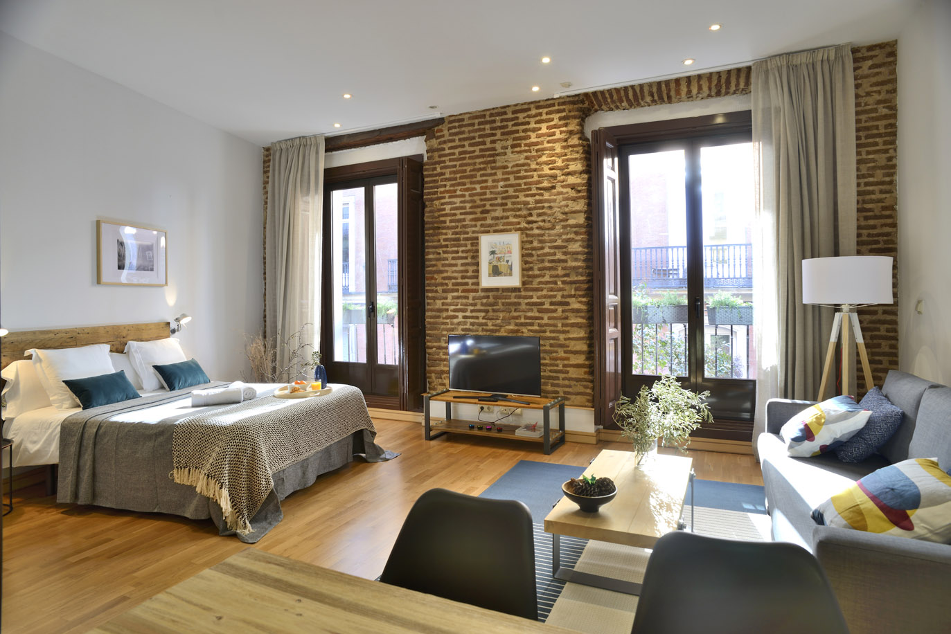 Living room Design - Malasaña Boutique Apartments