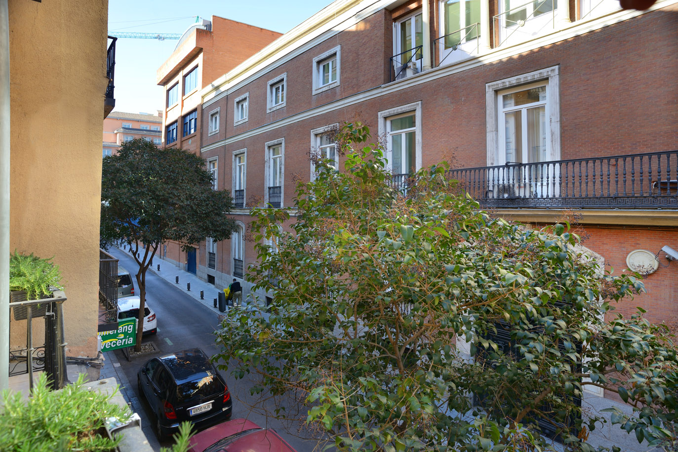 Terrace - Malasaña Boutique Apartments
