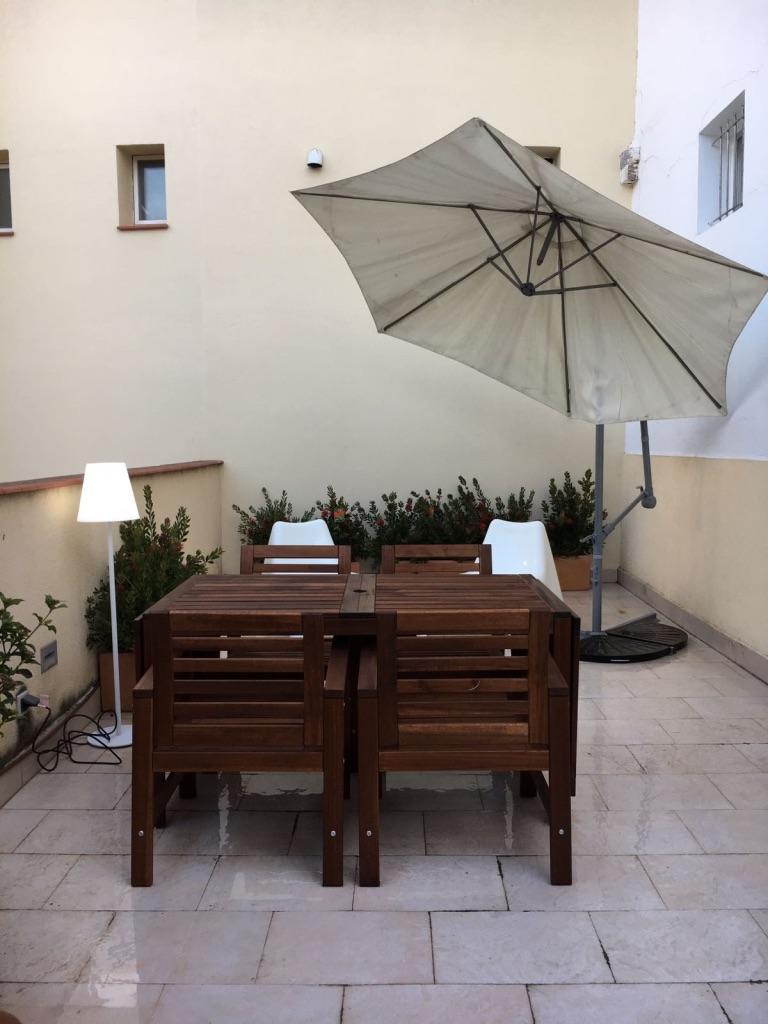 Terrace - Malasaña Boutique Apartments