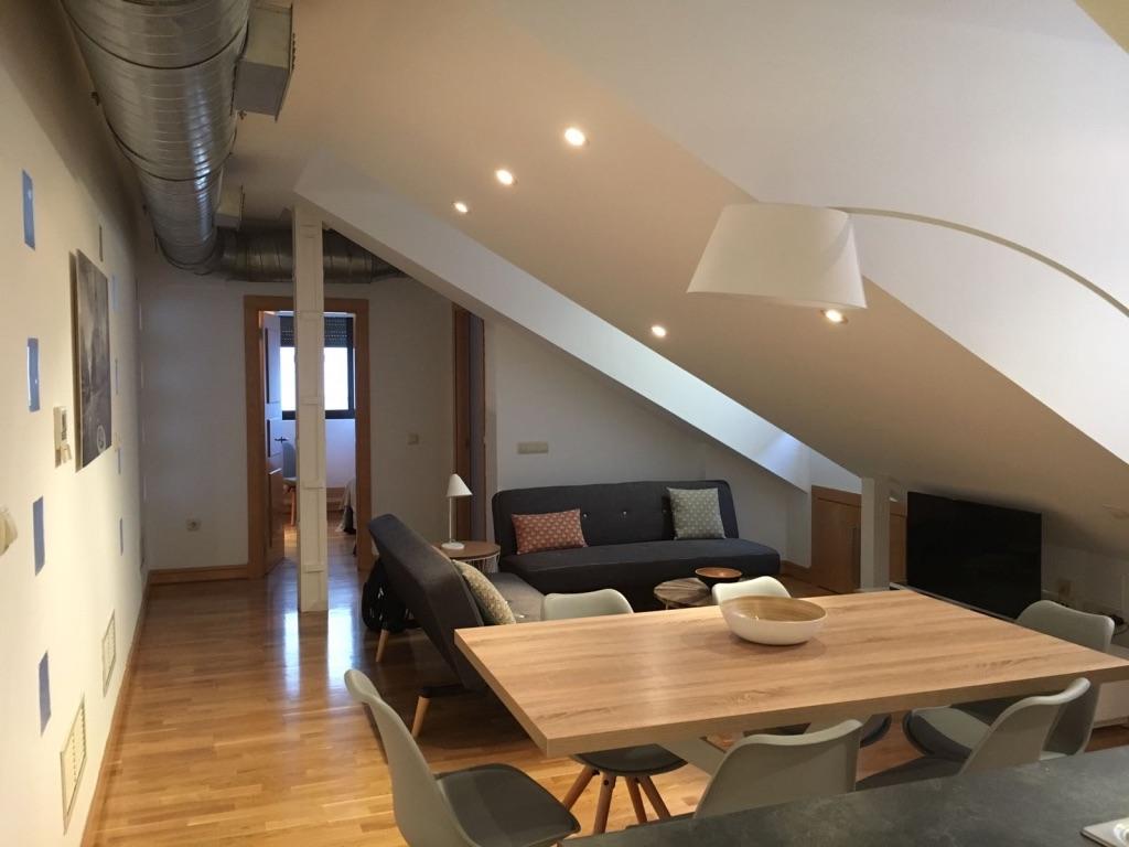 Living room Design - Malasaña Boutique Apartments