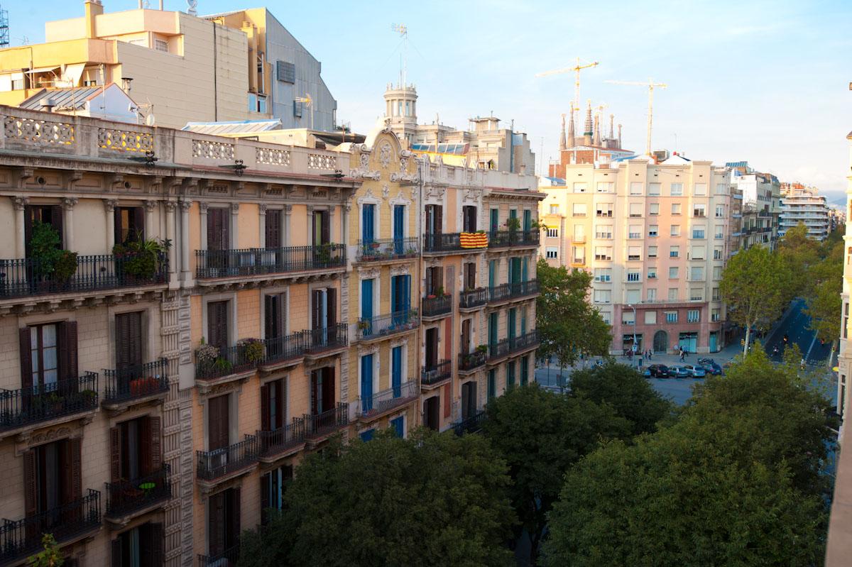 Aspasios Fuster Apartments - Stylish Balcony | Barcelona ...