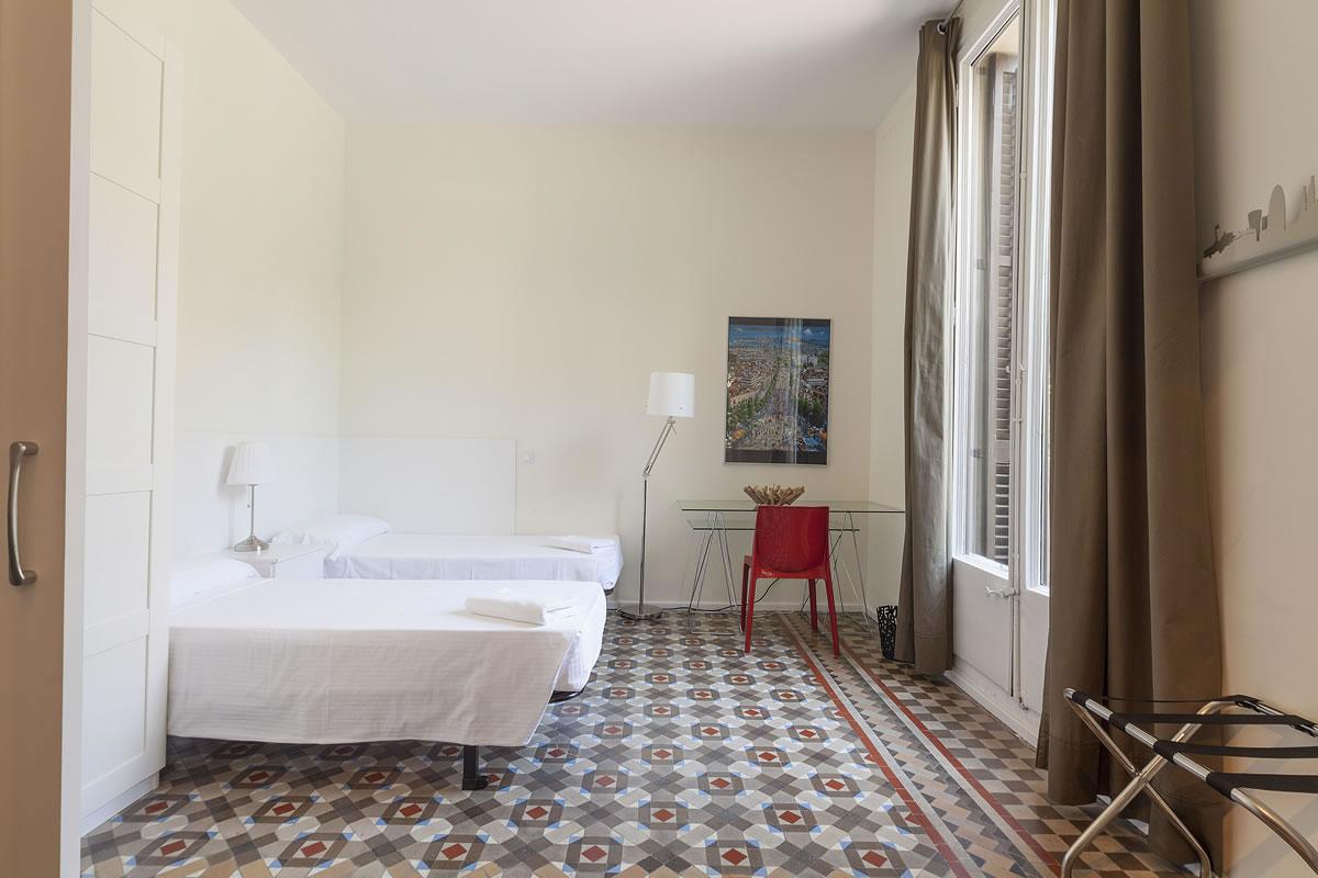 Chambre Appartements Rambla Catalunya Suites Design