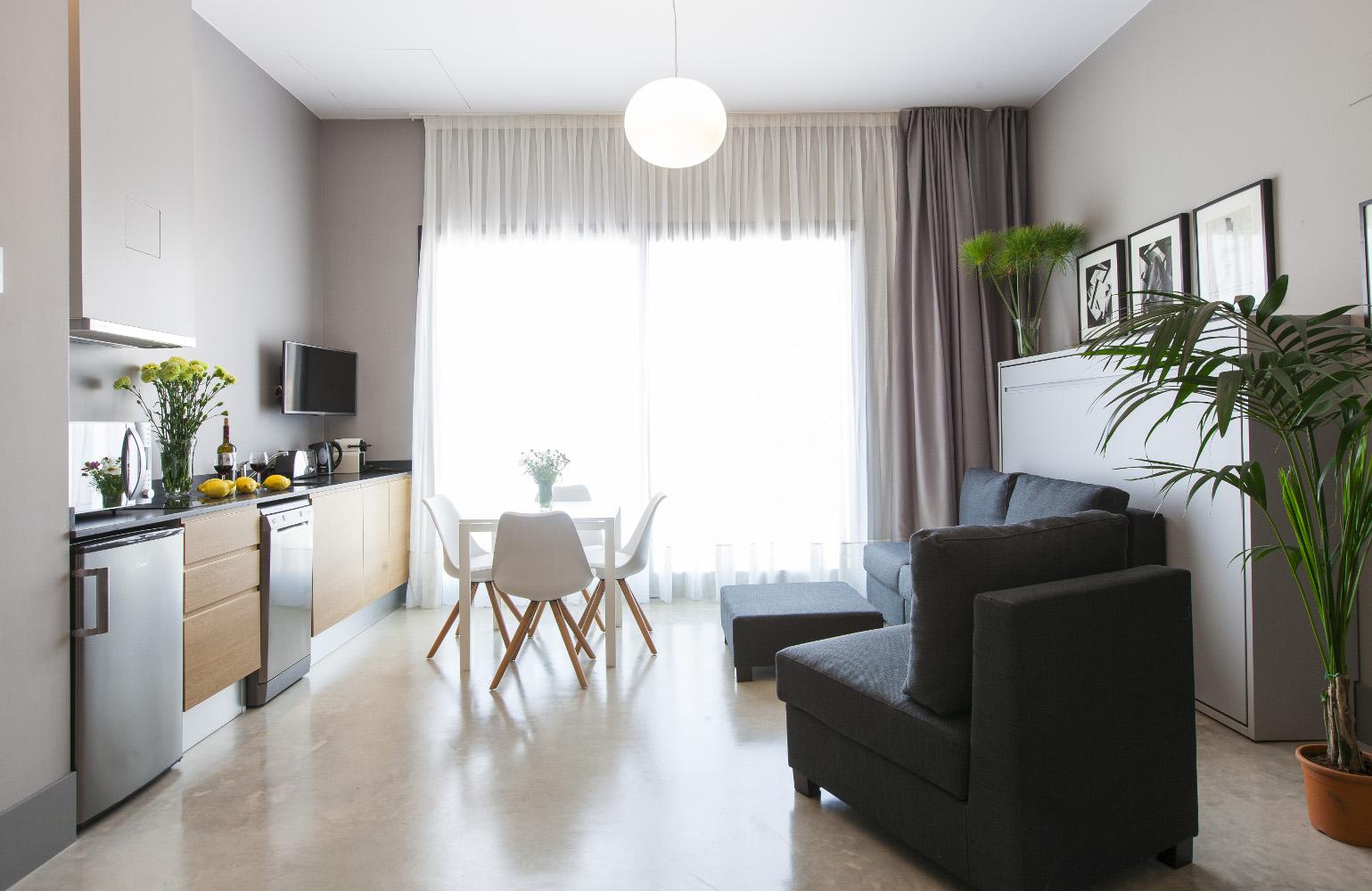 Salon Appartements Kare-No