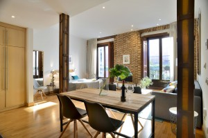 Studio living room - Malasaña Boutique Apartments