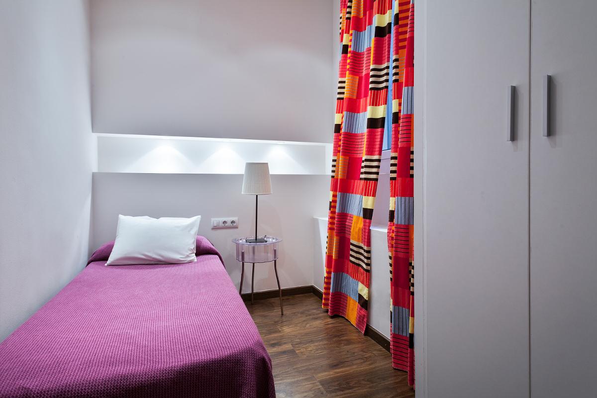 Bedroom Apartaments Urquinaona Elegant
