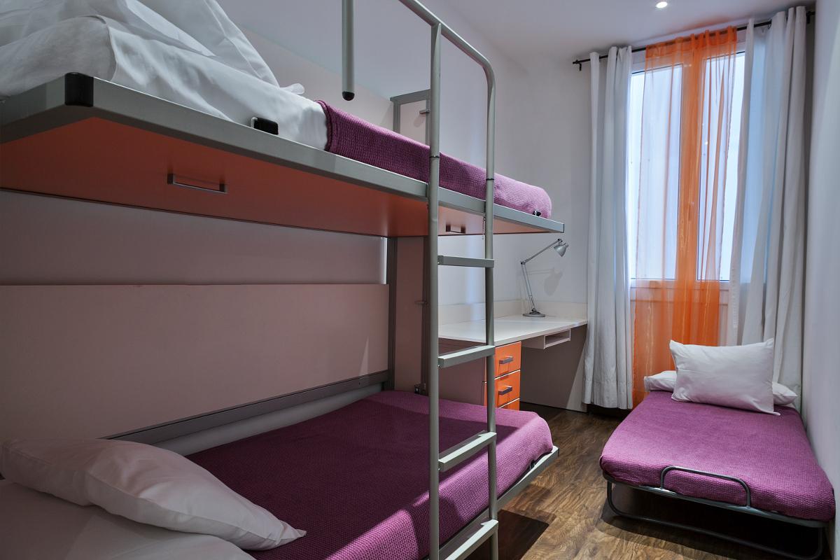 Bedroom Apartament Urquinaona Elegant