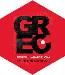 El Grec Theatre Festival in Barcelona