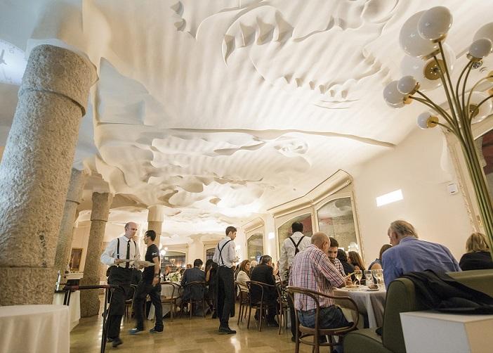 Cafe Pedrera Gaudi Barcelona_0