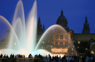 Fountains of Montjuic