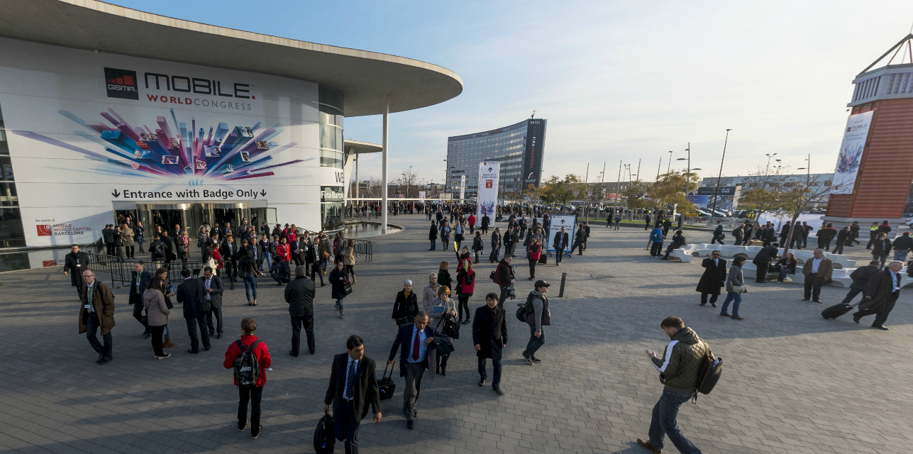 Mobile Wold Congress 2013