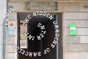 Barcelona´s hidden gardens