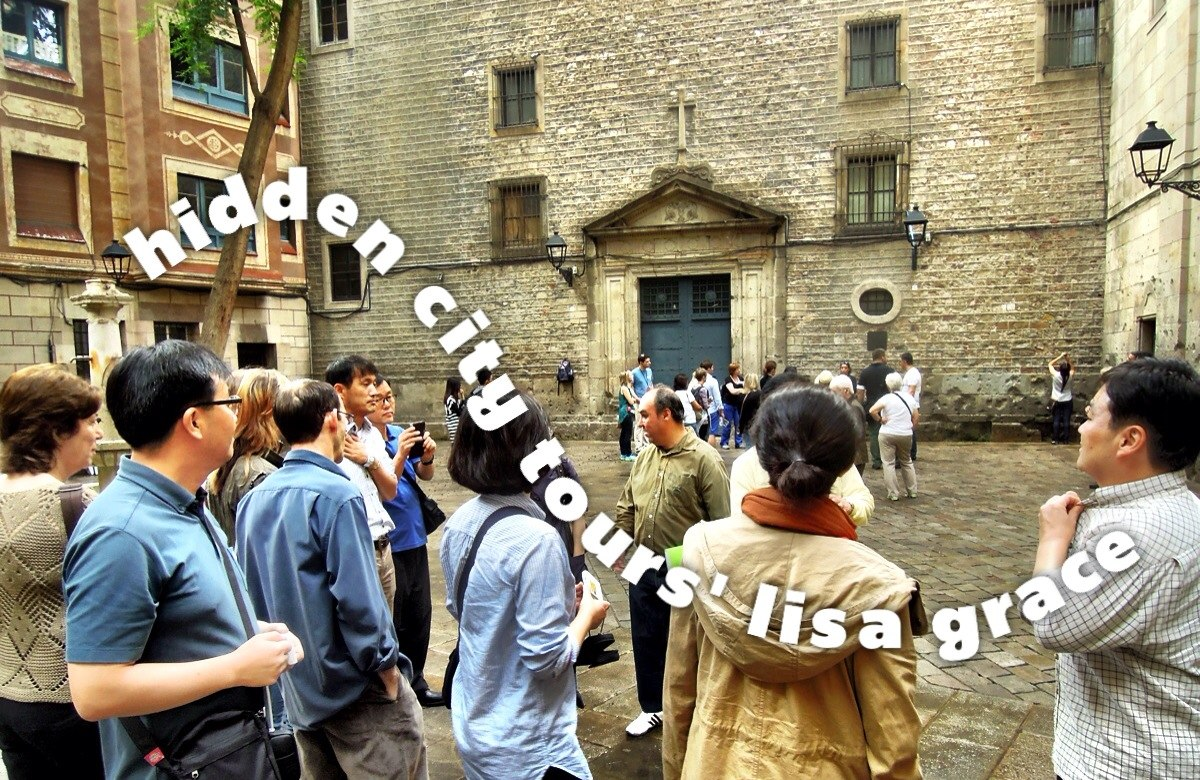 Interview with Lisa Grace of Hidden City Tours