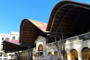 Barcelona Food Tour: Mercat Santa Caterina