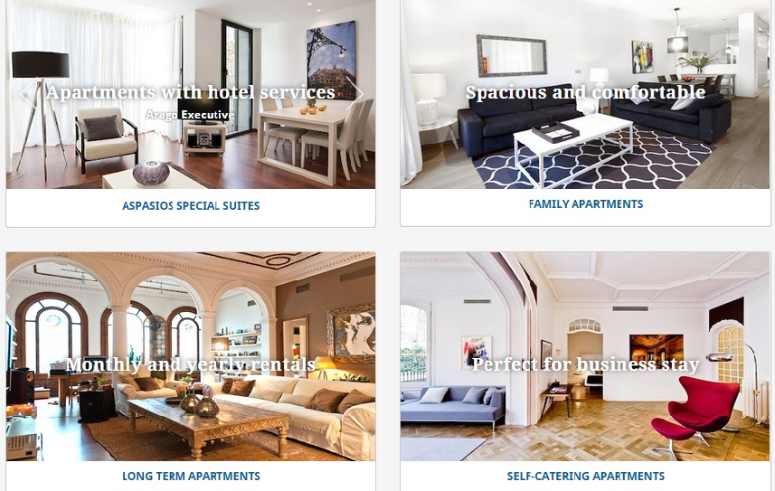 apartments category