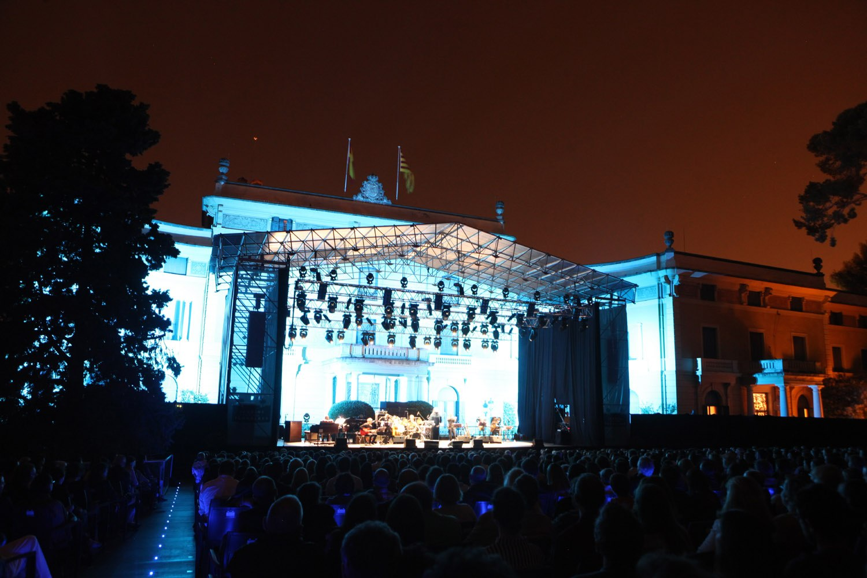 Festival Music Pedralbes in Barcelona
