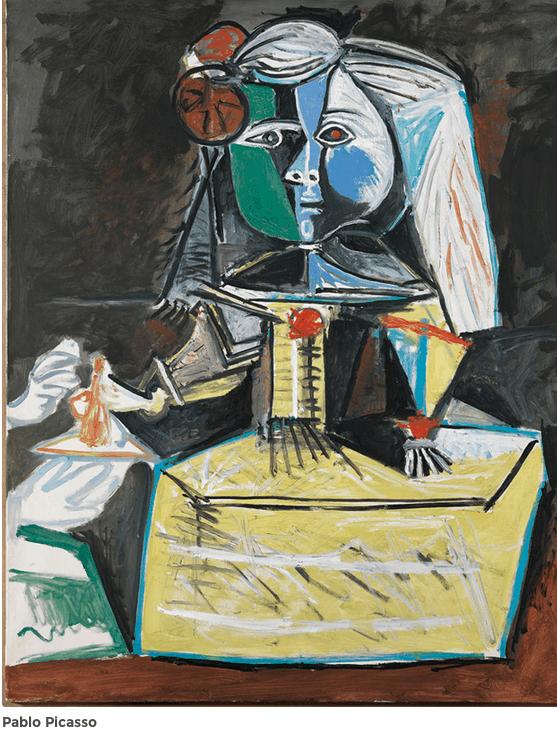 Pablo Picasso in Barcelona